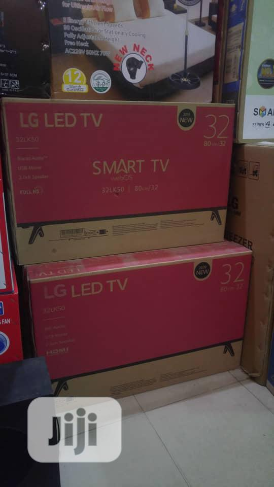 "32"" Lg Led Television"