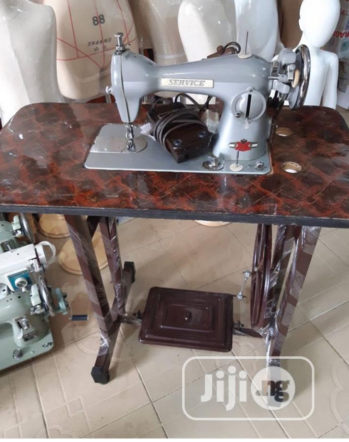 Original Service Electric Sewing Machine