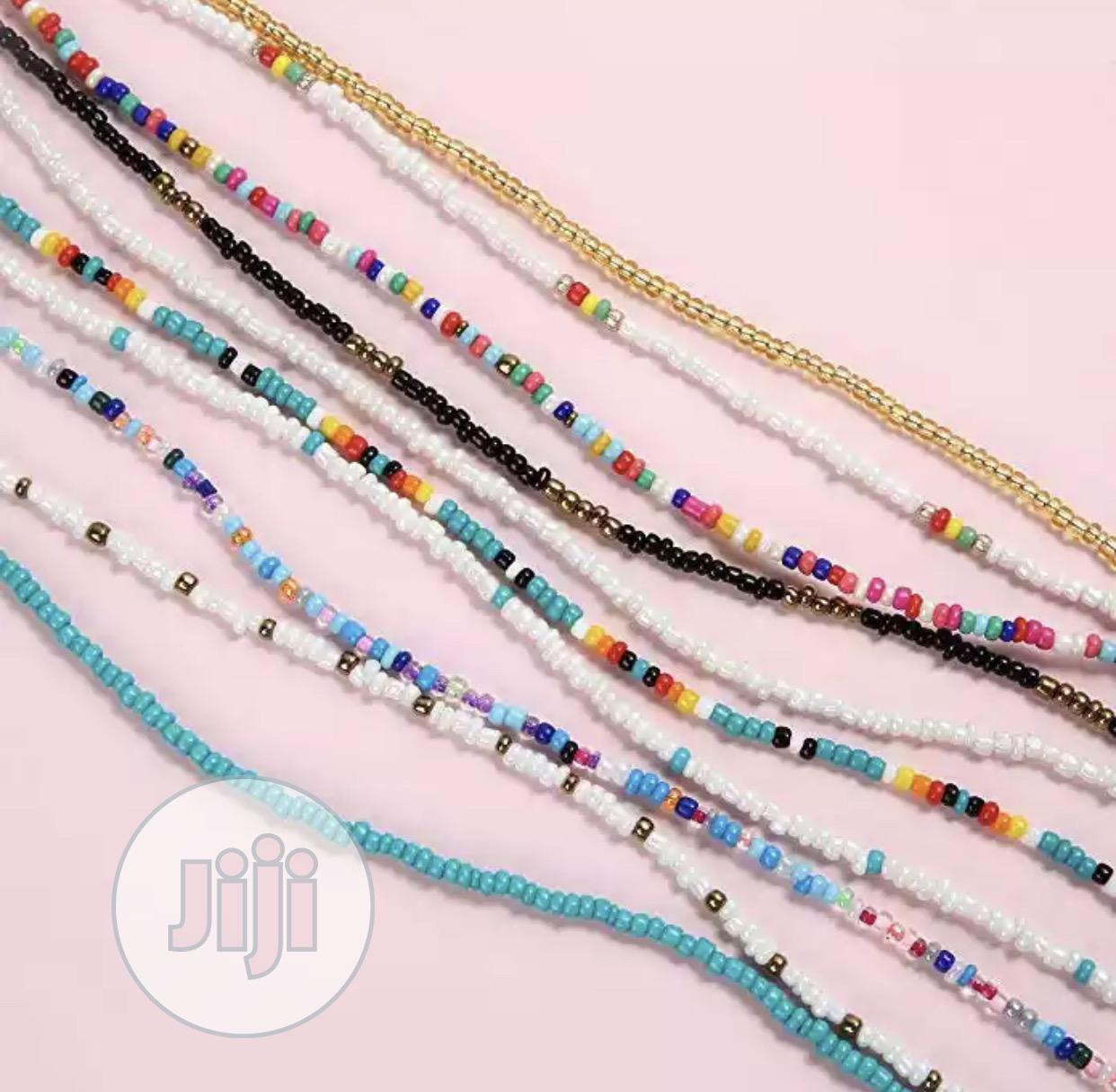Archive: New 2020 Vintage Beaded Waistband NBGS Jewelry