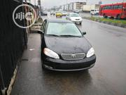 Toyota Corolla 2006 Black | Cars for sale in Bayelsa State, Nembe