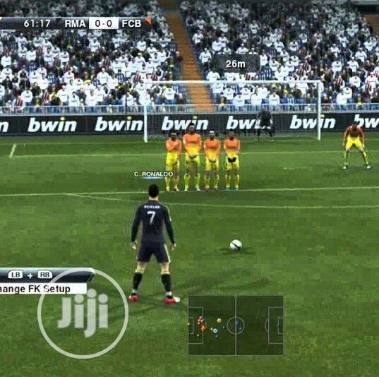 Archive: PES Soccer Challenge