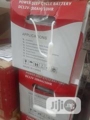 200ah Vil Battery 12v | Solar Energy for sale in Lagos State, Ojo