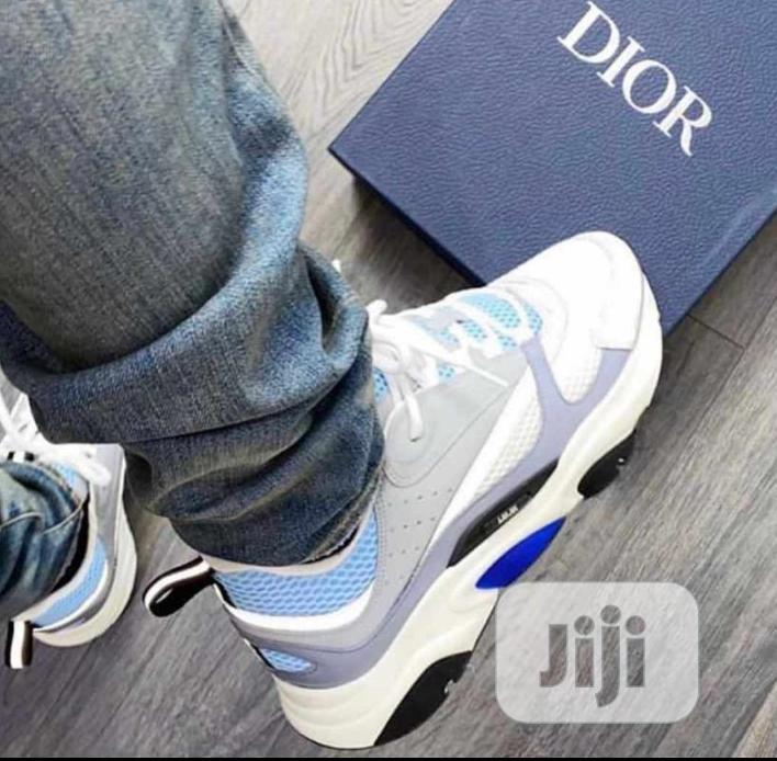 Archive: Christian Dior Sneakers