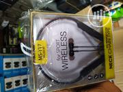 Sport Bass Neck Band Bluetooth Headset - MS-T17 | Headphones for sale in Lagos State, Ikeja
