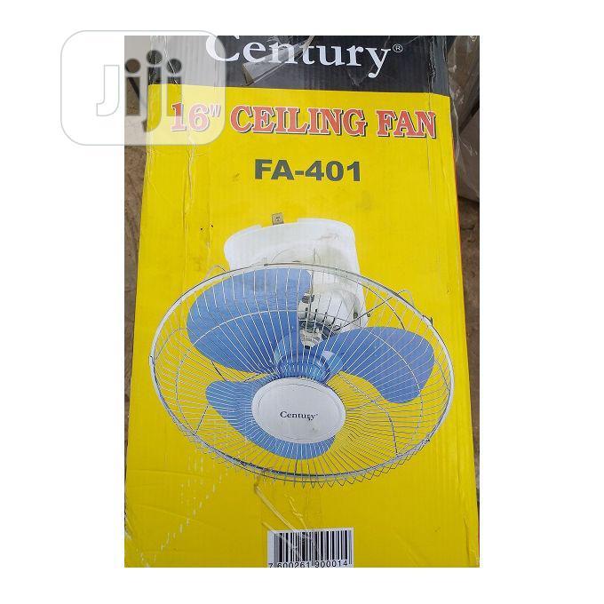 """Archive: """"16"""" Century Ceiling Fan"""
