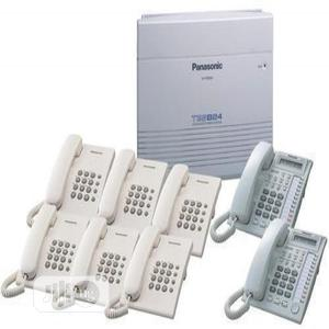 Original Panasonic PABX 8channel | Networking Products for sale in Abuja (FCT) State, Central Business District