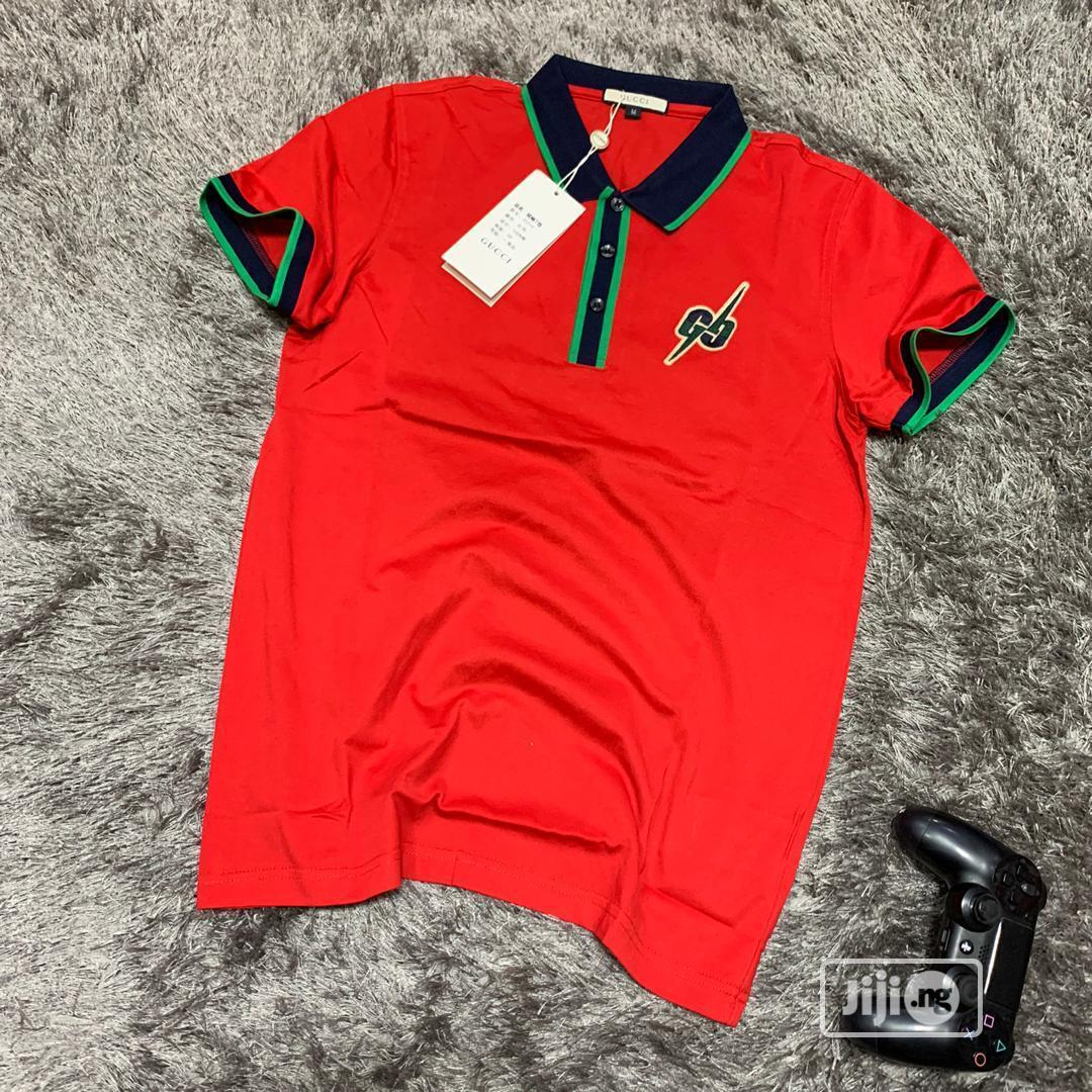 Gucci Designer Polo | Clothing for sale in Gwarinpa, Abuja (FCT) State, Nigeria