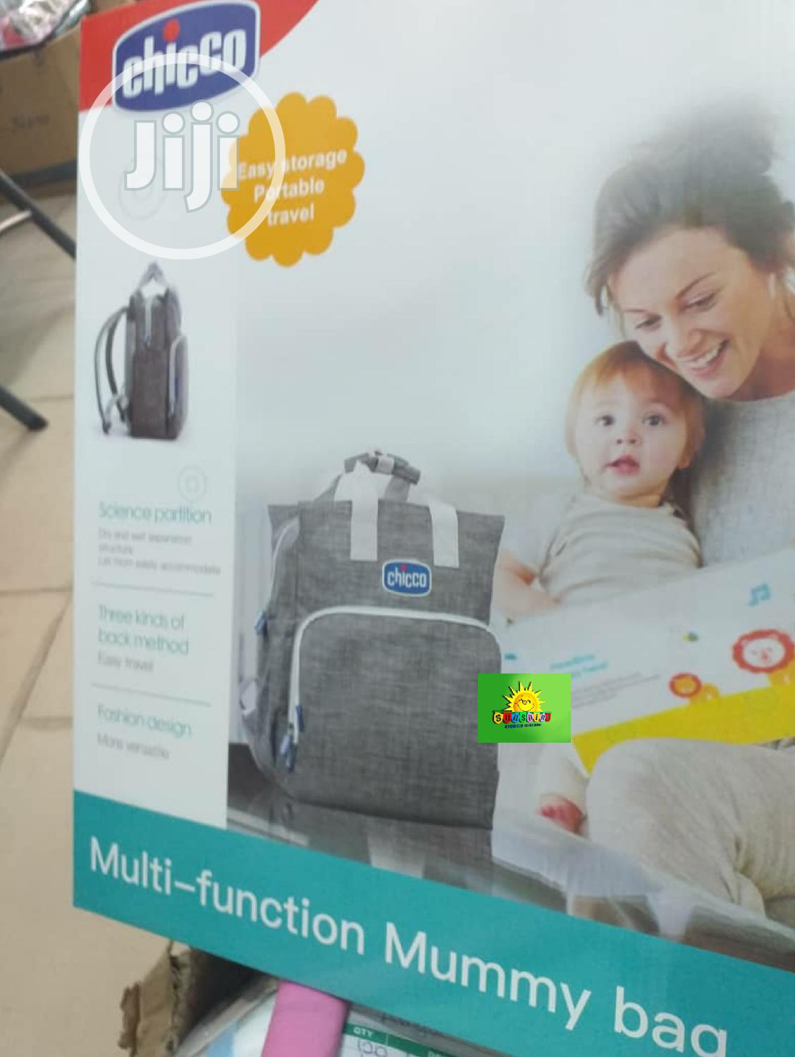 Chicco Diaper Bag | Baby & Child Care for sale in Ojodu, Lagos State, Nigeria