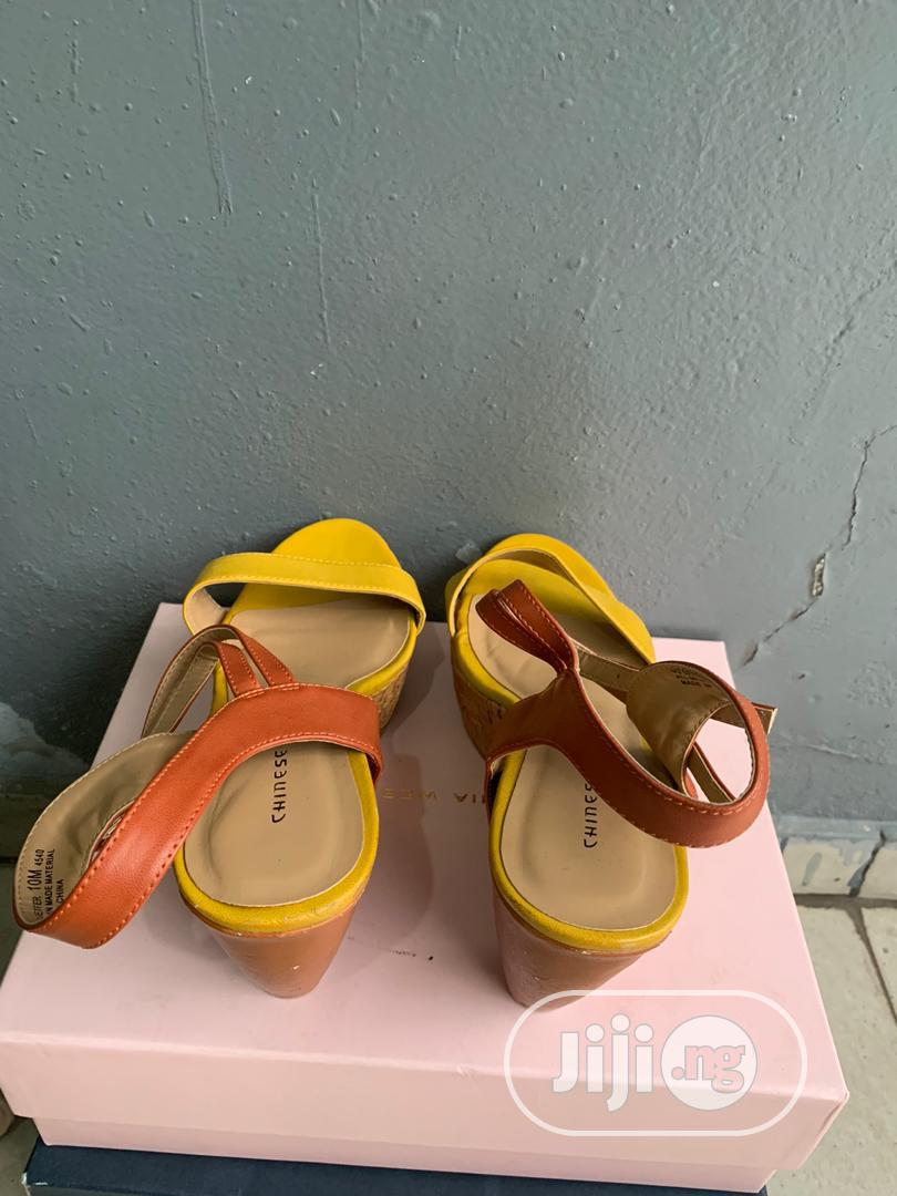 Ladies Wedge Shoe | Shoes for sale in Lagos Island, Lagos State, Nigeria
