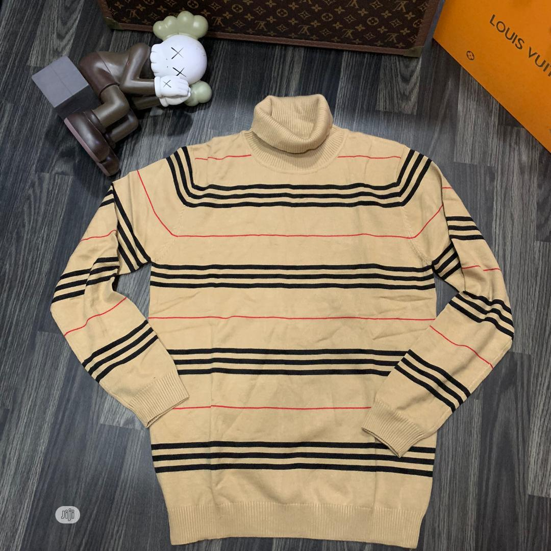 Burberry Turtle Neck   Clothing for sale in Gwarinpa, Abuja (FCT) State, Nigeria