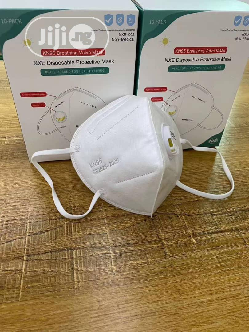 KN95 With Respirator 10pcs In A Pack