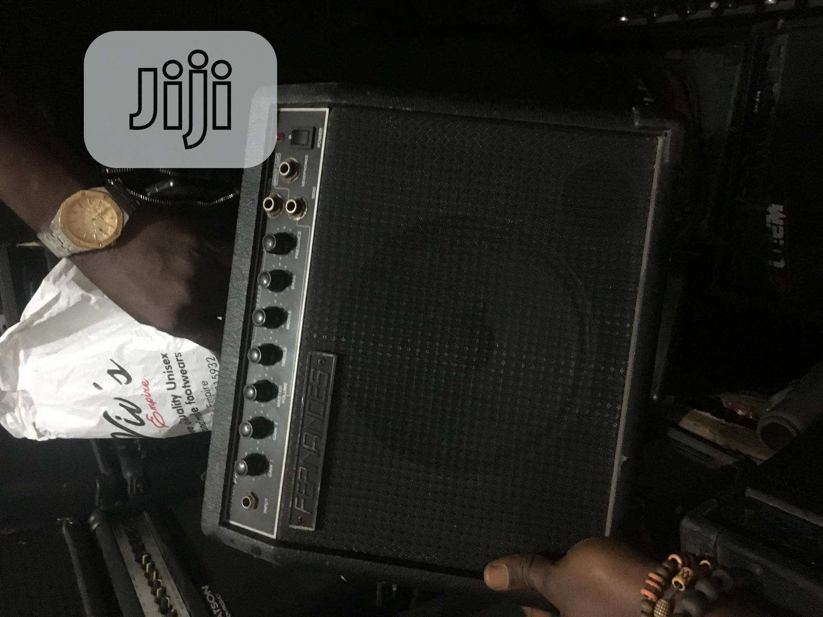 Bass and Lead Guitar Combo/Amplifier | Audio & Music Equipment for sale in Ojo, Lagos State, Nigeria