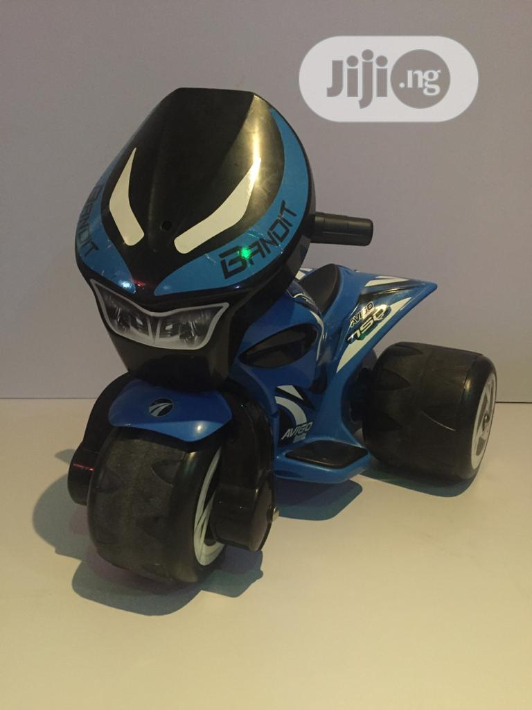 Quality Plastic Battery Charger Motorbike | Toys for sale in Ajah, Lagos State, Nigeria
