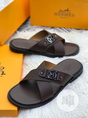 Original Designer Herms Palm | Shoes for sale in Lagos State, Lagos Island (Eko)
