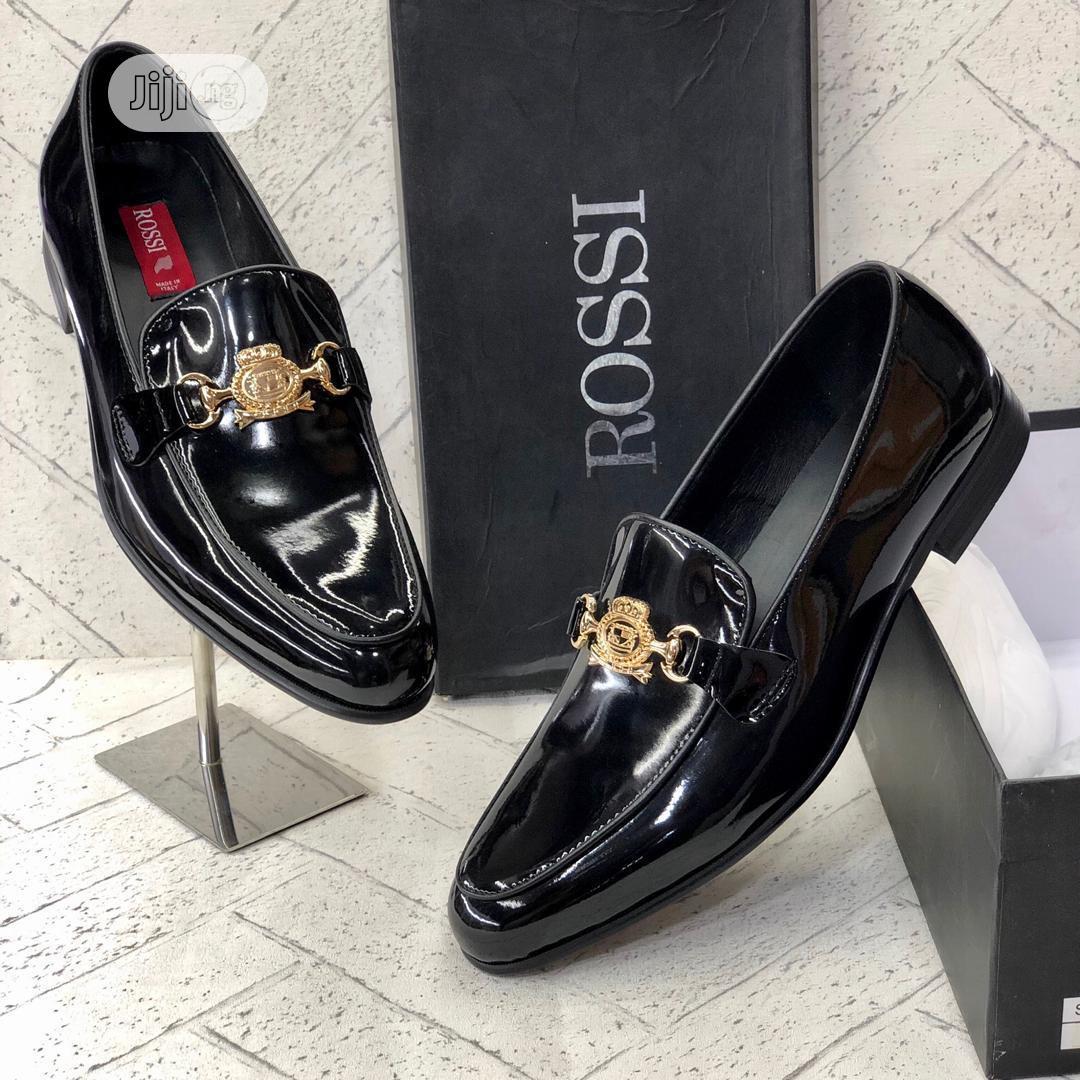 Designer Rossi Shoe