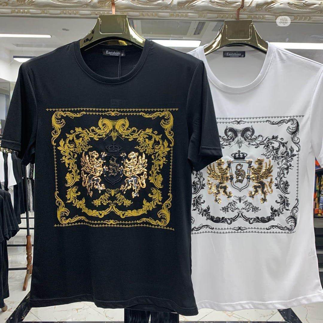 Archive: Original Quality and Beautiful Men Designers T-Shirt