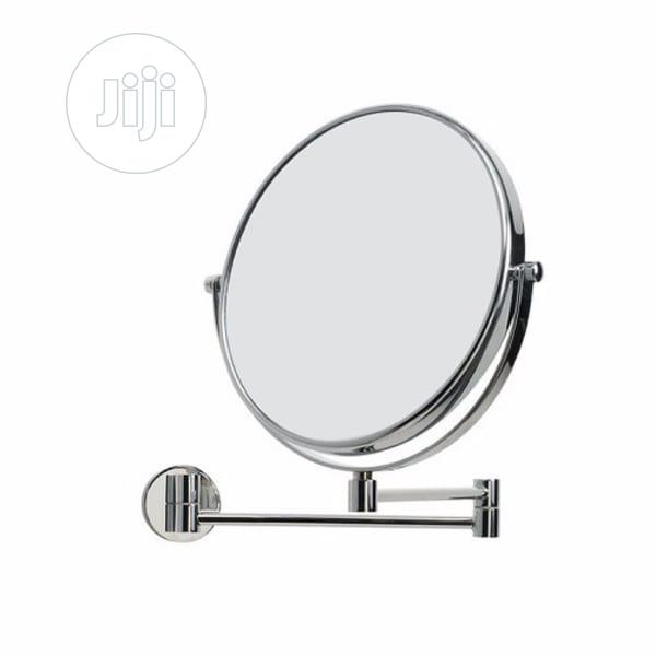 A&S Magnifying Bathroom Mirror - Medium