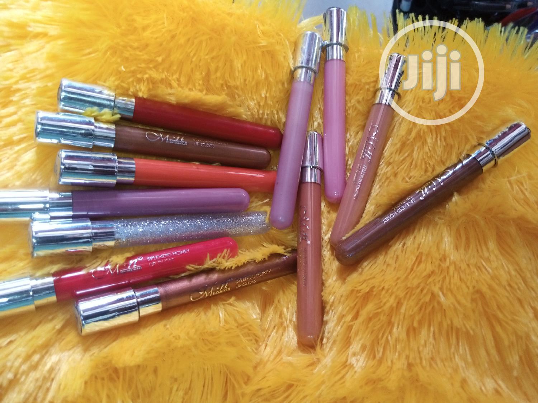 Archive: Coloured Lip Glosses