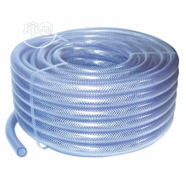 PVC Braided Hose - 1 Inch
