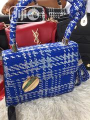 Blue White Bag | Bags for sale in Lagos State, Magodo