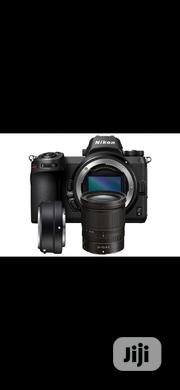 Nikon Z6 With 24 - 70mm Lens and Adapter | Accessories & Supplies for Electronics for sale in Lagos State, Ikeja