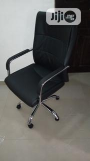 High Quality Swivel Leather Office Chair | Furniture for sale in Lagos State, Alimosho