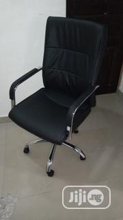 Brand New Swivel Pure Leather Office Chair | Furniture for sale in Lagos State, Ikeja