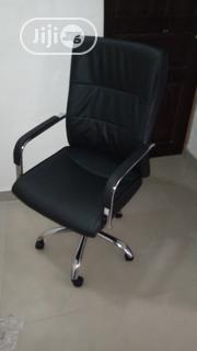 Brand New Swivel Leather Office Chair | Furniture for sale in Lagos State, Gbagada