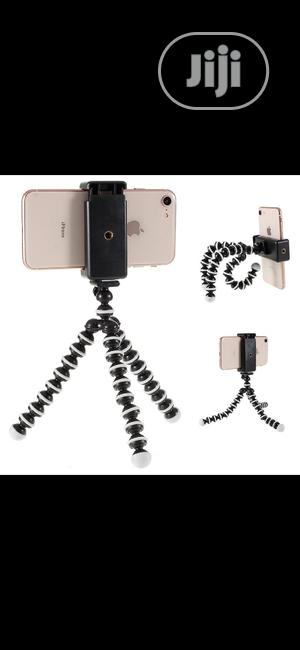 Universal Flexible Smartphone Tripod   Accessories & Supplies for Electronics for sale in Lagos State, Ikeja