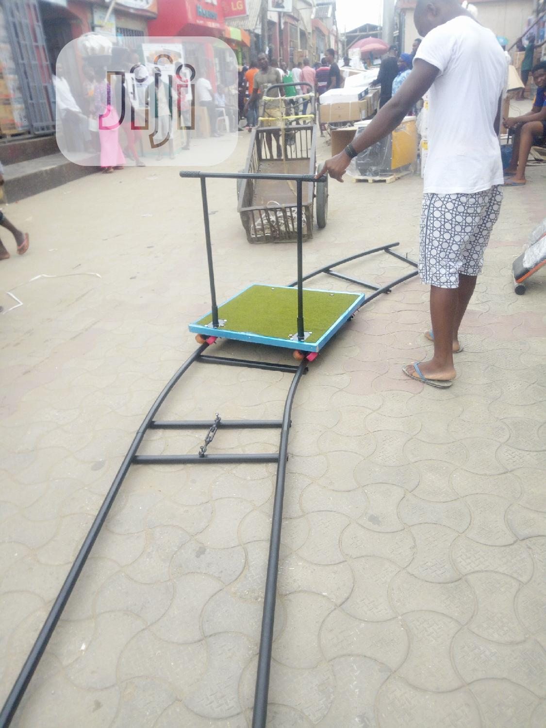 Professional Track And Dolly For Filmmaking | Accessories & Supplies for Electronics for sale in Ojo, Lagos State, Nigeria