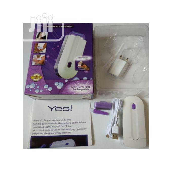 Induction Type Hair Remover Ladies Finishing Touch