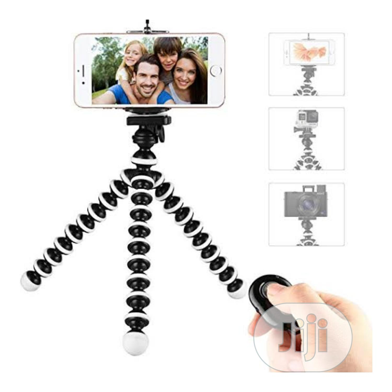 Flexible Mini Phone Tripod