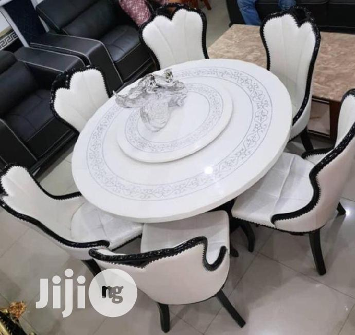 New Royal Marble Dining Table