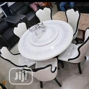 Royal Marble Dining Table | Furniture for sale in Lagos State, Ikoyi