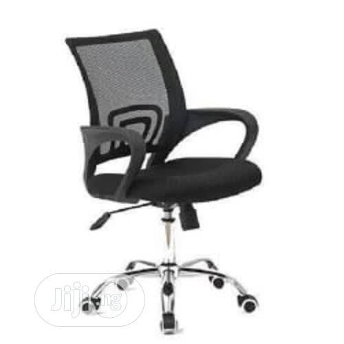 Vigor Mesh Swivel Chair   Furniture for sale in Yaba, Lagos State, Nigeria