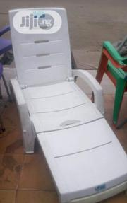 Relex Plastic Chair Pool Side.   Furniture for sale in Lagos State, Ajah