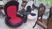 High Quality of Me and You Chair Is Brown New | Furniture for sale in Lagos State, Amuwo-Odofin