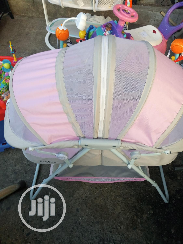 Very Clean Baby's Cot   Children's Furniture for sale in Amuwo-Odofin, Lagos State, Nigeria
