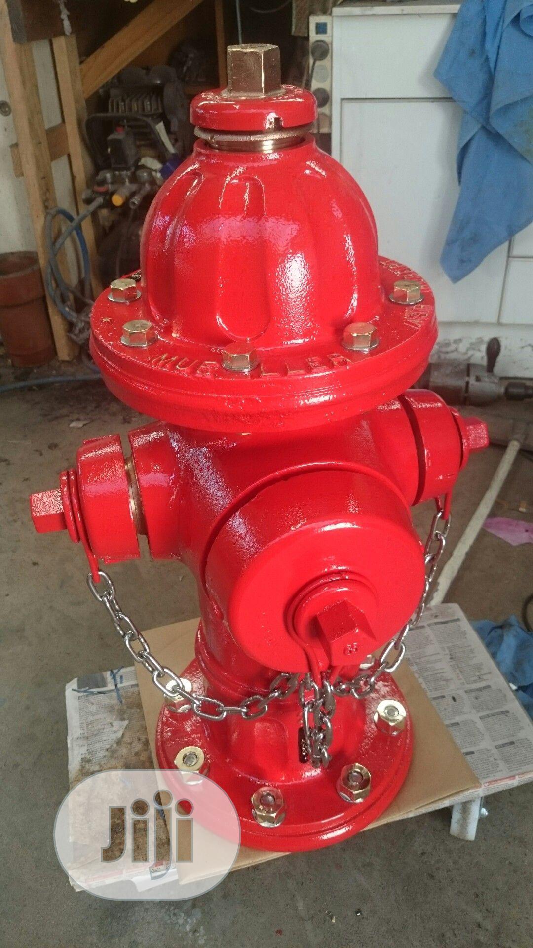 Dry Pillar Fire Hydrant