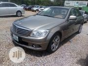 Mercedes-Benz C200 2008 Gold | Cars for sale in Abuja (FCT) State, Katampe