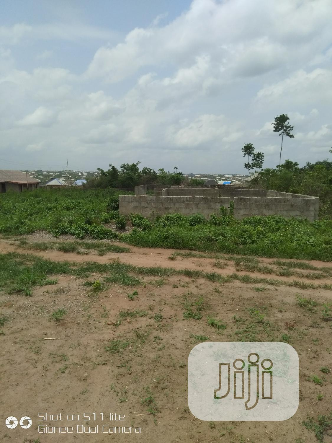 A Plot for Sale at Kpakoto Town Ifo 10mins Drive to Abule Egba 1milli