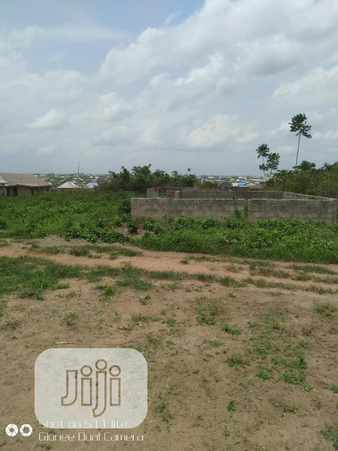 A Plot for Sale at Kpakoto Town Ifo 10mins Drive to Abule Egba 1milli   Land & Plots For Sale for sale in Ifo, Ogun State, Nigeria