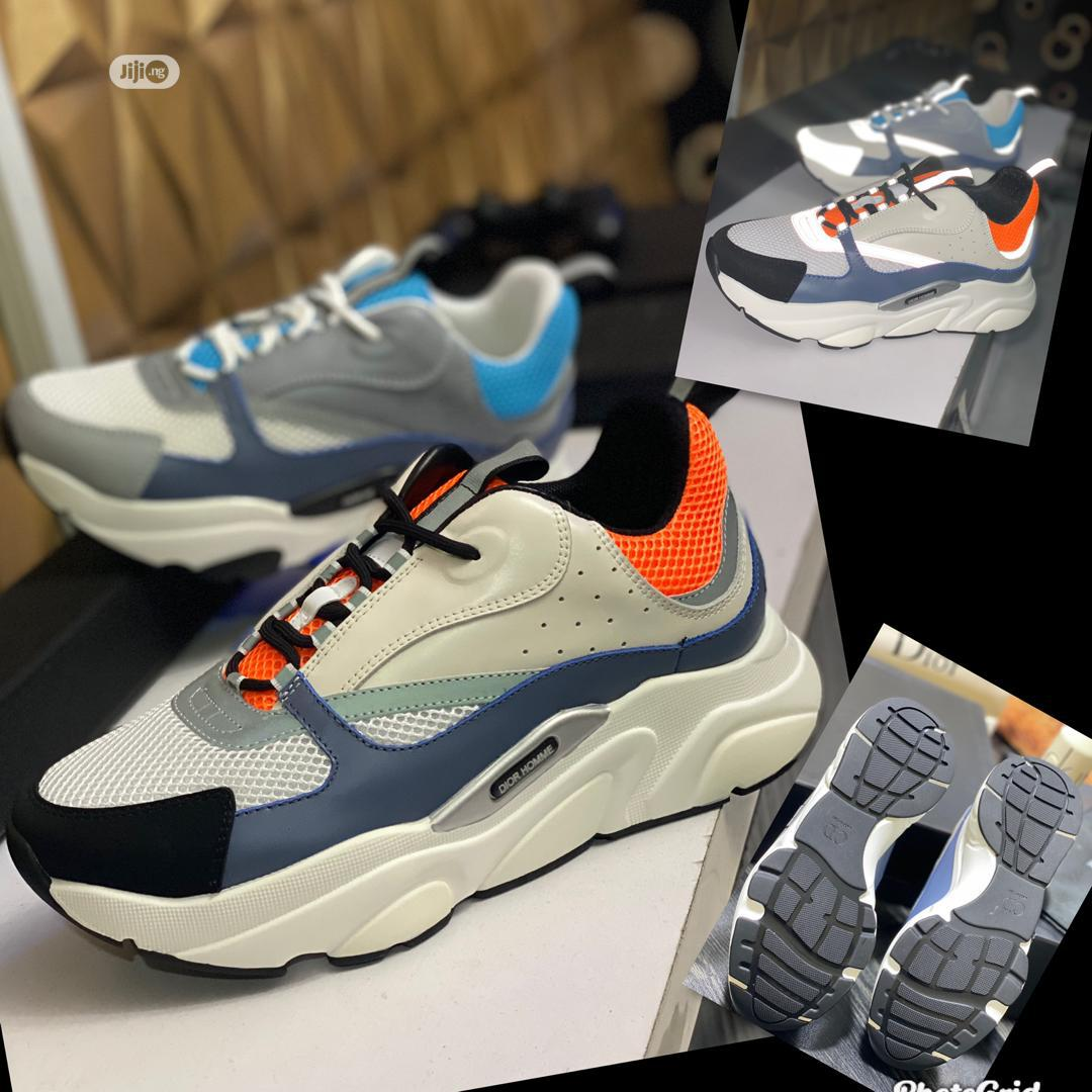 Dior Homme Sneakers 2020 New