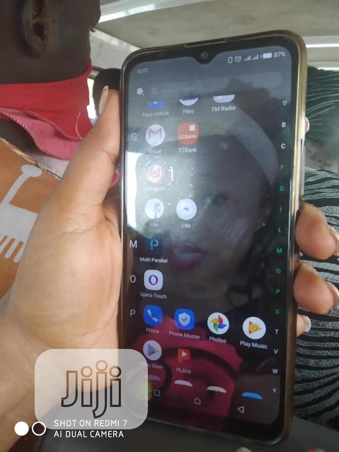Infinix Hot 8 32 GB   Mobile Phones for sale in Port-Harcourt, Rivers State, Nigeria