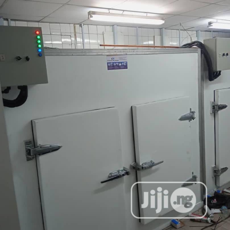 Archive: Ice Block Machine (100 Blocks Capacity)