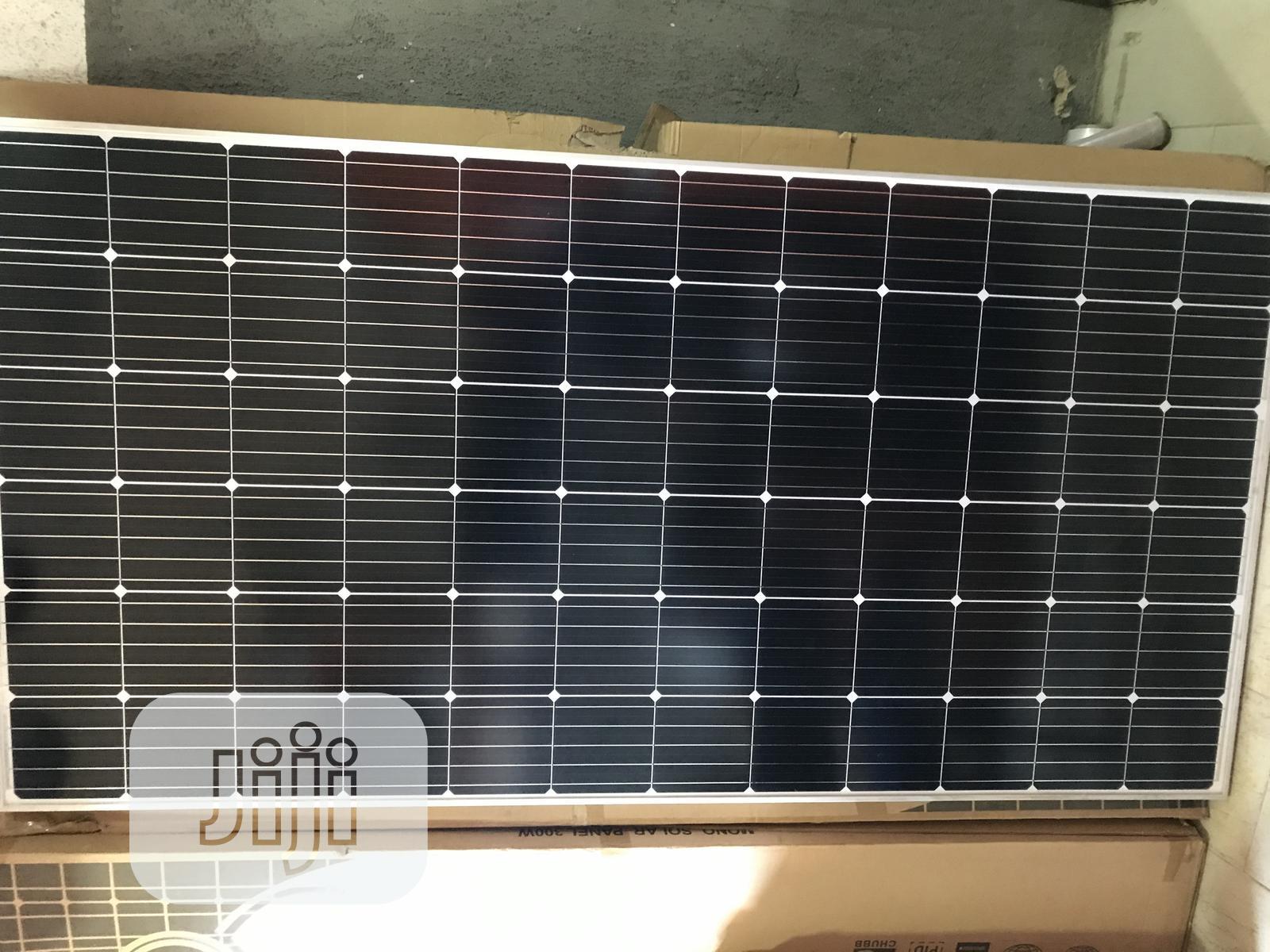 Archive: 300w Solar Panel