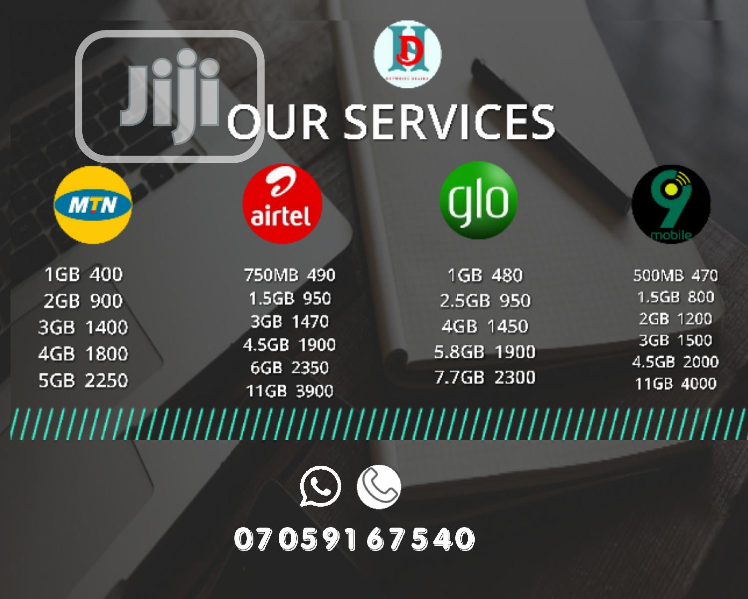 Logo And Advert Flyer Designs   Computer & IT Services for sale in Ikorodu, Lagos State, Nigeria
