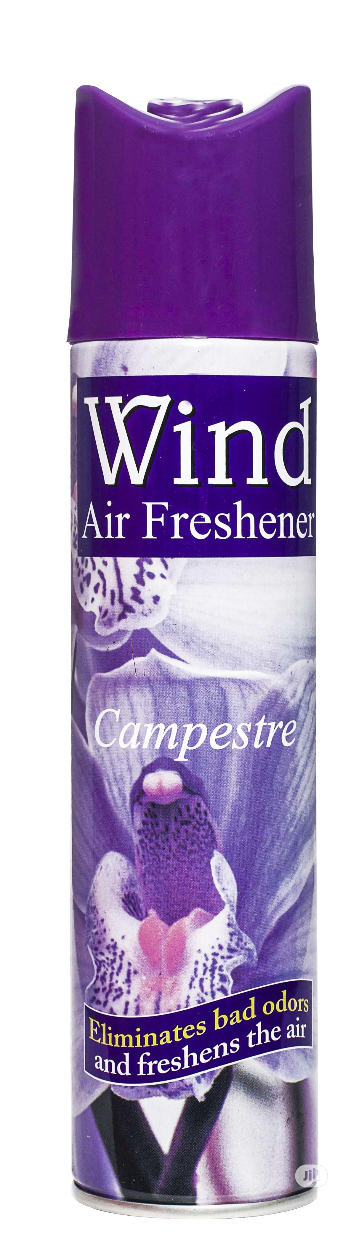 Wind Spray Air Freshener 300ml-3pieces | Home Accessories for sale in Ilupeju, Lagos State, Nigeria