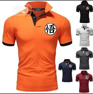 Dragon Ball Wukong Casual Short Sleeve T-shirt Series   Clothing for sale in Lagos State, Ikorodu