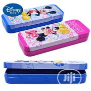 Mickey Cartoon Metal Pencil Case Disney | Stationery for sale in Lagos State, Lagos Island